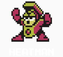 Heat Man Apparel One Piece - Short Sleeve