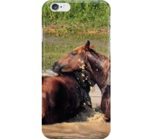 OH, YEAH...A LITTLE TO THE LEFT!... products iPhone Case/Skin