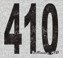 Distressed Baltimore 410 by kwg2200