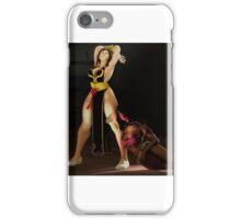 Mortal Kombat X Mileena Submits To Thighs iPhone Case/Skin
