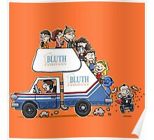 Bluth Company Poster