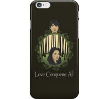 OUAT - Two Halves, One Whole iPhone Case/Skin