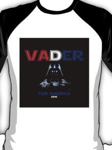 Draft Vader - Darth Vader for President! T-Shirt
