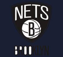Brooklyn Nets Baby Tee