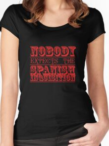 Spanish Inquisition Women's Fitted Scoop T-Shirt