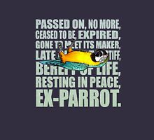EX - Parrot Unisex T-Shirt