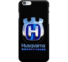 Husqvarna Motorcycles iPhone Case/Skin
