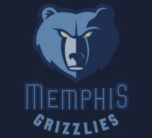 Memphis Grizzlies One Piece - Short Sleeve