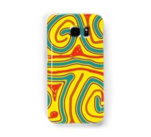 Colorful pattern Samsung Galaxy Case/Skin