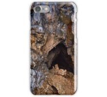 Cave interior iPhone Case/Skin