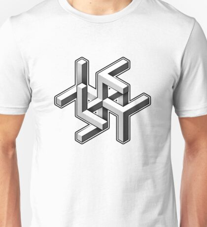 Tri-stika Unisex T-Shirt
