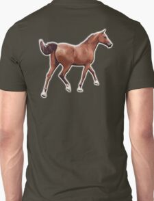 HORSE, Racing Horse, Ride, Rider Unisex T-Shirt