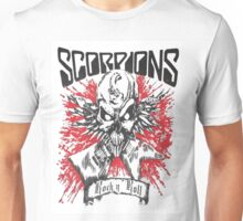 SCORPIONS - SKULL OF ROCK AND ROLL Unisex T-Shirt