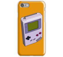 Game Boy 3D iPhone Case/Skin