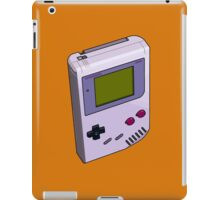 Game Boy 3D iPad Case/Skin