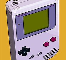 Game Boy 3D by crabro