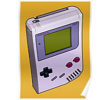 Game Boy 3D Poster