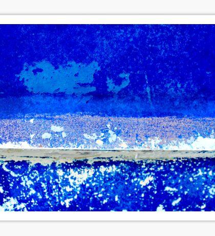 Blue Horizons Sticker