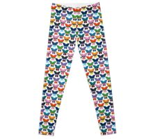 Sailor Moon Pattern Leggings
