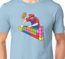 Super Mario Mason Unisex T-Shirt