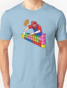 Super Mario Mason T-Shirt