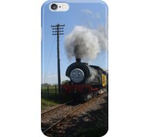 Thomas says choo choo iPhone Case/Skin