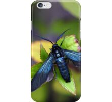 Name that Moth? iPhone Case/Skin