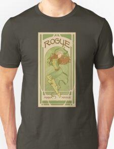 Art Nouveau Rogue Unisex T-Shirt