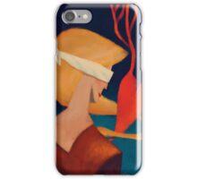 A tough, blind love iPhone Case/Skin