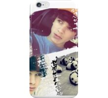 Brent Rivera & Panda iPhone Case/Skin