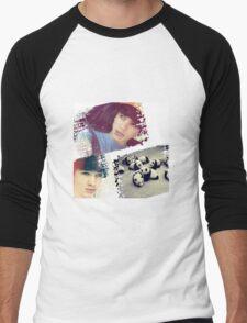 Brent Rivera & Panda Men's Baseball ¾ T-Shirt