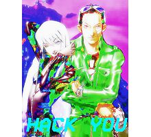 Soul Hackers Photographic Print