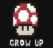 Grow up by JordanMay