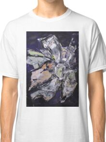 Martian Flower 4 - Original Art Large Wall Art Modern Abstract Expressionism Painting Classic T-Shirt