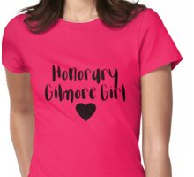 Gilmore Girls - Honorary Gilmore Womens Fitted T-Shirt