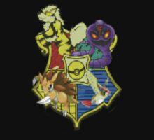 Pokemon houses T-Shirt