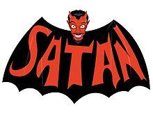 Satan by tmhoran