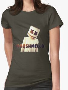 marshmello Womens Fitted T-Shirt