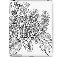 Australian Native Flowers iPad Case/Skin