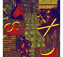 0467 Abstract Thought Photographic Print