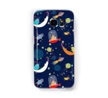 Cosmic Spacefun Samsung Galaxy Case/Skin