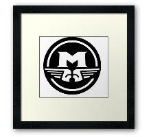 Motobecane  Framed Print
