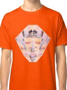 Sunset Face Classic T-Shirt