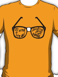 Drug Cartel- Glasses T-Shirt
