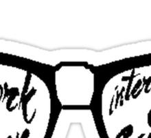 Drug Cartel- Glasses Sticker