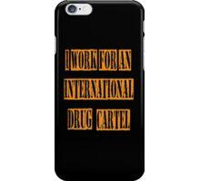 Drug Cartel- Invert iPhone Case/Skin