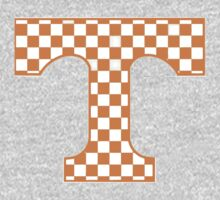 Tennessee Checkerboard One Piece - Long Sleeve