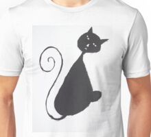 The Unhappy Cat Unisex T-Shirt