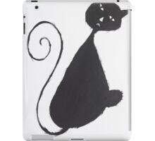 The Unhappy Cat iPad Case/Skin