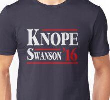 Knope Swanson 2016 T-Shirt Unisex T-Shirt
